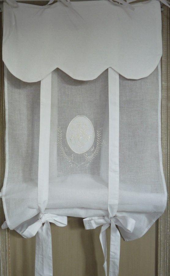 les 18 meilleures images du tableau rideau sur pinterest stores rideaux voilages et linge de. Black Bedroom Furniture Sets. Home Design Ideas