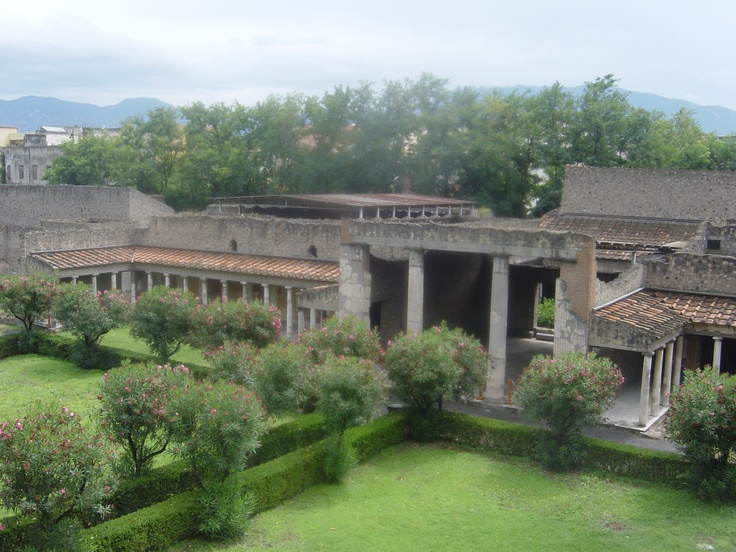 Villa Poppea at Oplontis