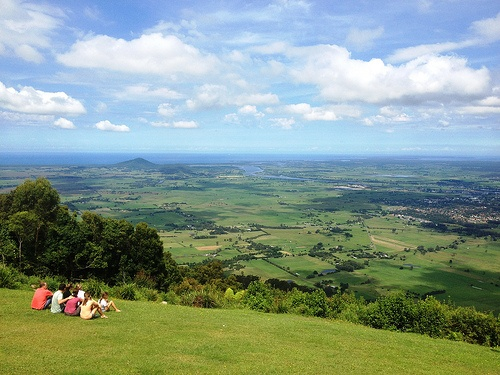 Cambewarra Mountain Lookout, Shoalhaven, New South Wales