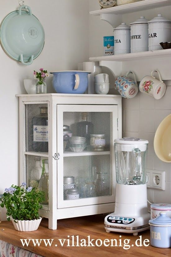 Villa König: Kitchen - Pantry