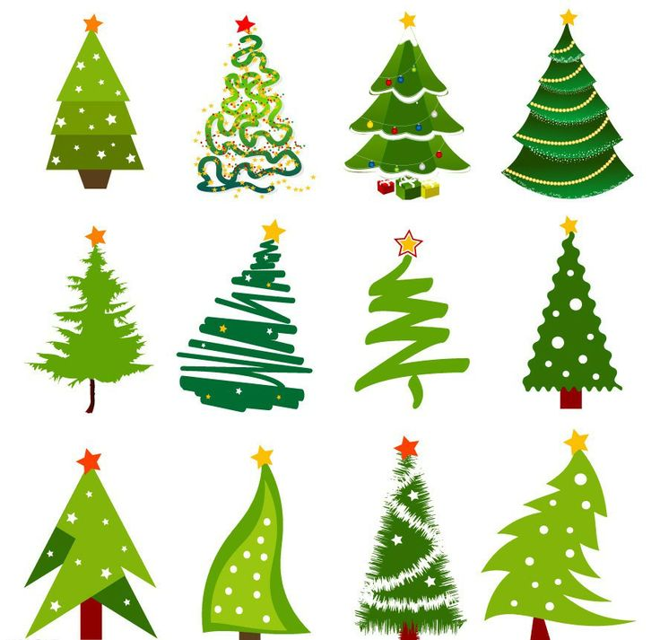280 best Illustrations - Christmas tree images on ...