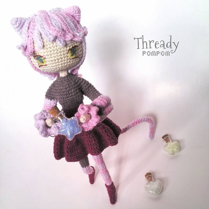 Amigurumi Doll Tutorial For Beginners : 1000+ images about Crochet on Pinterest Free pattern ...