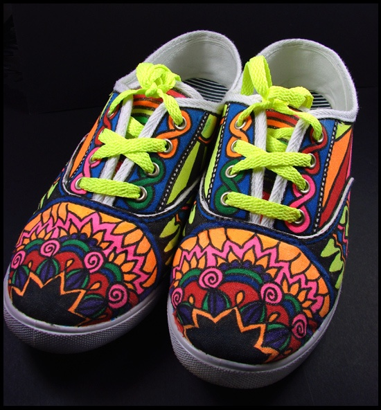 98 best images about sharpie shoe designs on