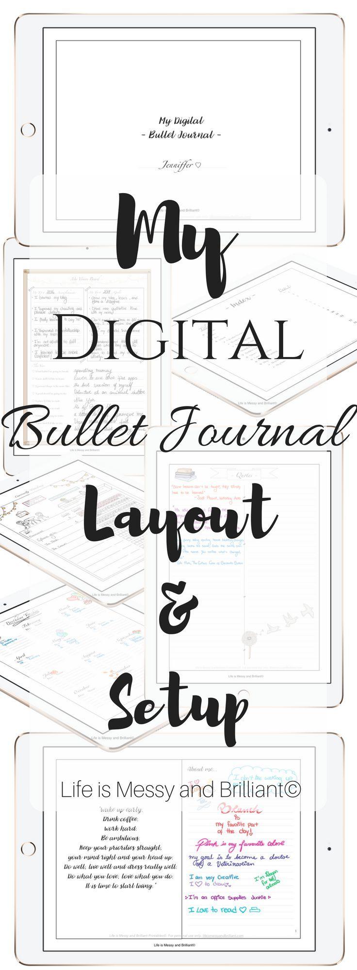 A digital bullet journal???? JOY!   Black Girl, Lost Keys