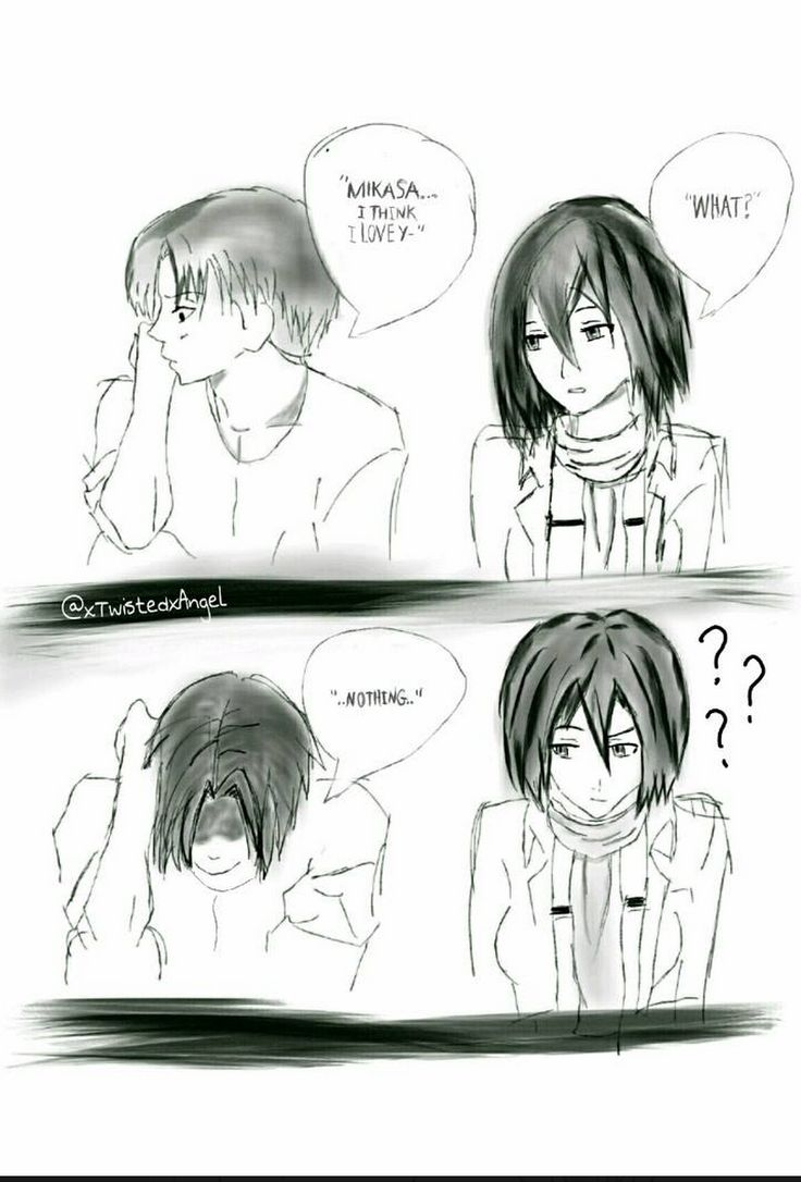 Why rivamika isnt canon... YET!  I dont care if i get hate for this! I ship them to much to care ^_^ #Rivamika, #Levi, #Mikasa, #Anime, #Manga, #AttackOnTitan, #ShingekiNoKyojin, #Mikariva, #MikasaxLevi #LevixMikasa