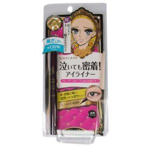 KissMe Heroine Make Eyeliner Black by KissMe. $17.99. | IMPORTANT NOTICE | Made for Japan market and in a Japanese retail package. Manual(s) is in Japanese only.. Ultra Fine Tip & Water Proof
