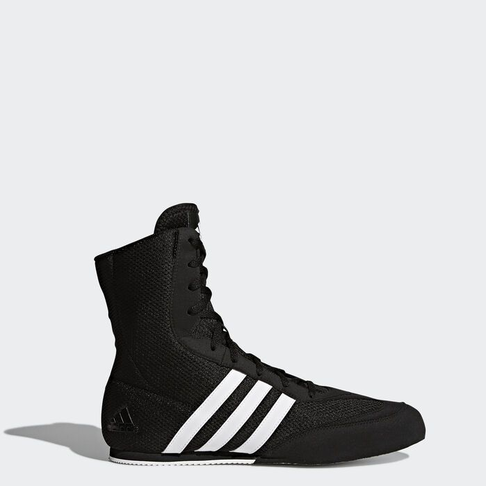 adidas Box Hog 2 Shoes   Products in 2019   Black shoes