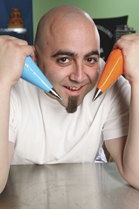 Duff Goldman: This Ace of Cakes graduate from CIA's Greystone campus in 1998, and has been whipping up sweet things ever since I The Culinary Institute of America