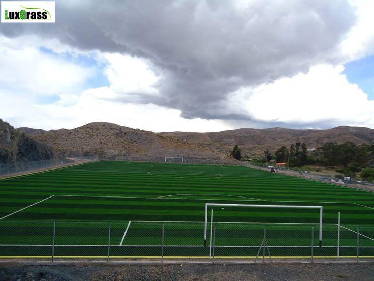 10 años de garantía holanda importó thilon Alfombra de Césped Sintético Para El Campo de Fútbol