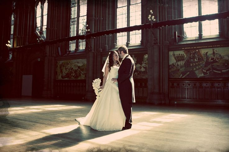 Manchester Town Hall Wedding by Manchester wedding photographer riclatham.com