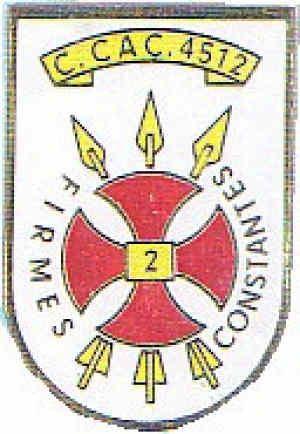 2ª Companhia de Caçadores do Batalhão de Caçadores 4512/72 Guiné