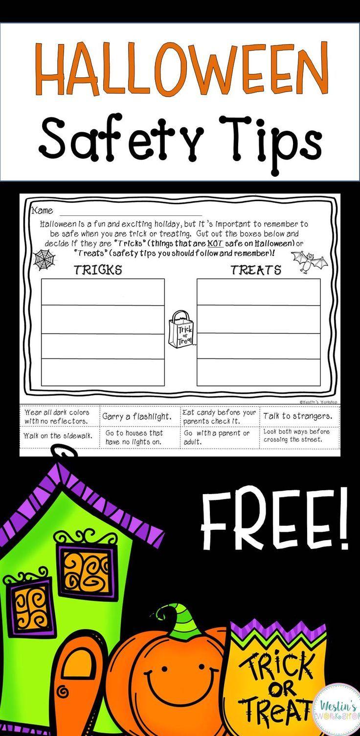 Halloween Safety Tips Halloween safety tips, Safety tips