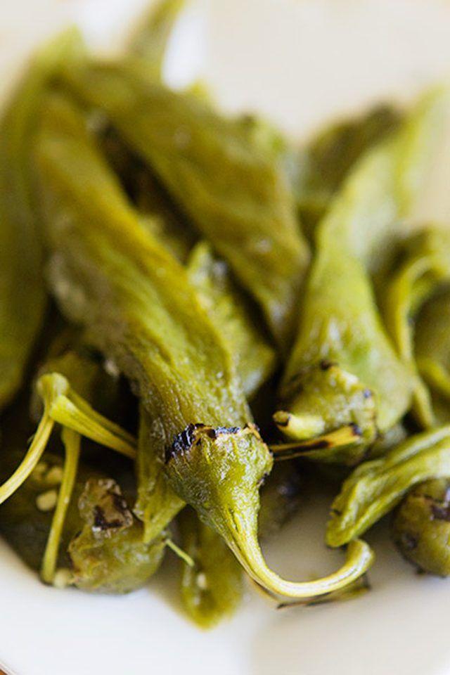 Hatch Green Chile Enchiladas #recipe via eHow.com
