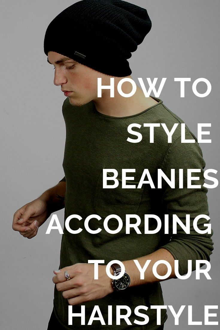 b59a7ce8910 How to wear beanies with different hairstyles