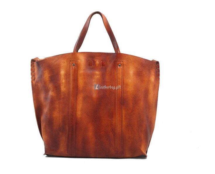 109 besten Leather Tote Bag Bilder auf Pinterest | 20er jahre ...