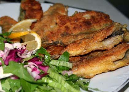 Çıtır Çıtır Balık Pişirmenin Sırrı