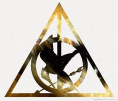 harry potter hunger games - The deathy hallows and hunger games might end badly but voldemort would get killed