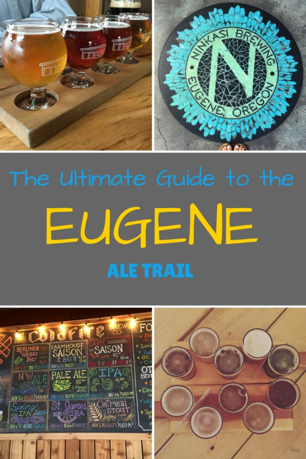 A Guide on How to Visit Eugene, Oregon Breweries