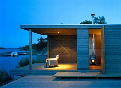 perfect sauna