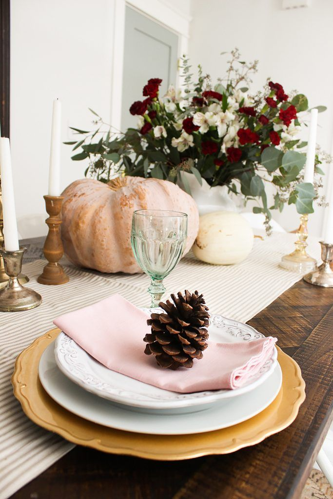 simple fall tablescape 18 best Entertaining Ideas images on