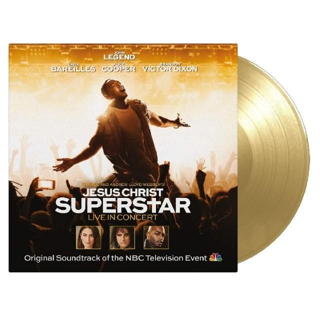 Jesus Christ Superstar Live In Concert O S T Jesus Christ Superstar Live In Concert Original Soundtrack Vinyl Record Jesus Christ Superstar Live Jesus Christ Superstar Nbc Television