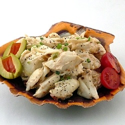 Crab Louis - Try the King of Salads with crab as the featured ingredient.