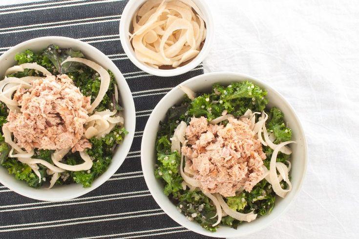 thunfisch-salat 21 tage stoffwechselkur rezepte mittagessen