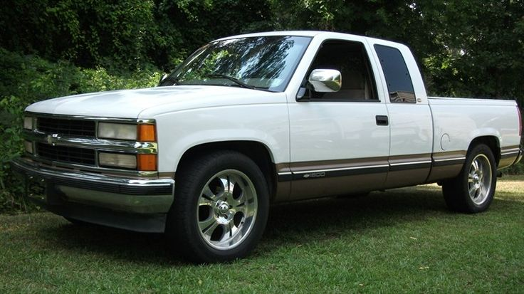 Cablguy's 1997 Chevy Silverado 1500 Extended Cab - Photography ...