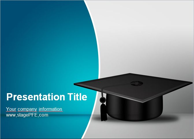 14 best PowerPoint Presentation Design Examples images on Pinterest - graduation powerpoint