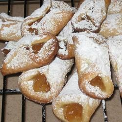 Kolaches aux pommes @ allrecipes.fr