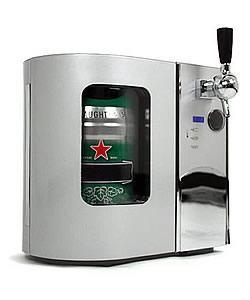 @Overstock.com - Mini Kegerator and Draft Beer Dispenser is a great gift for any beer enthusiast  Specialty appliance uses carbonator pressure technology for a pub-quality pour  Kitchen and dining accessory features compact size and lightweight constructionhttp://www.overstock.com/Home-Garden/EdgeStar-TBC50S-Deluxe-Mini-Kegerator-and-Draft-Beer-Dispenser/3700188/product.html?CID=214117 $177.79