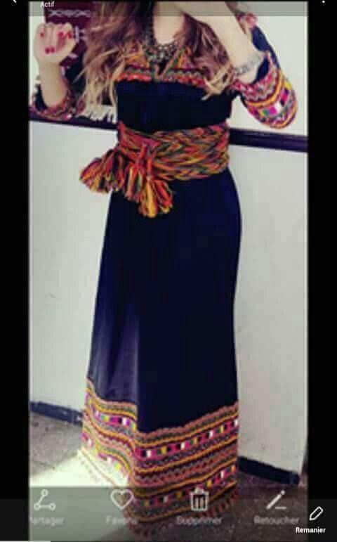 Algerian kabyle style
