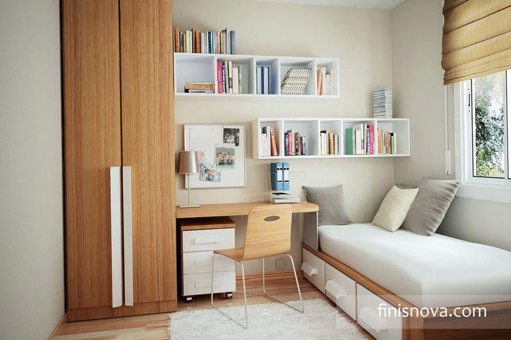 Decora con muebles multifuncionales y ahorra espacio! www.finisnova.com
