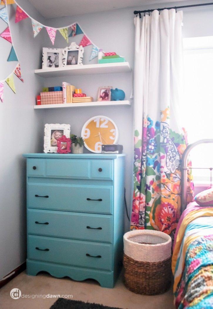 Kidu0027s Room, Painted Dresser. Designing Dawn   Dresser Dress Up