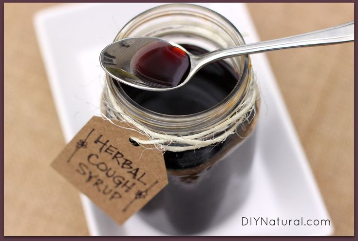 Natural Respitory Remedy with Elderberry and Plantain