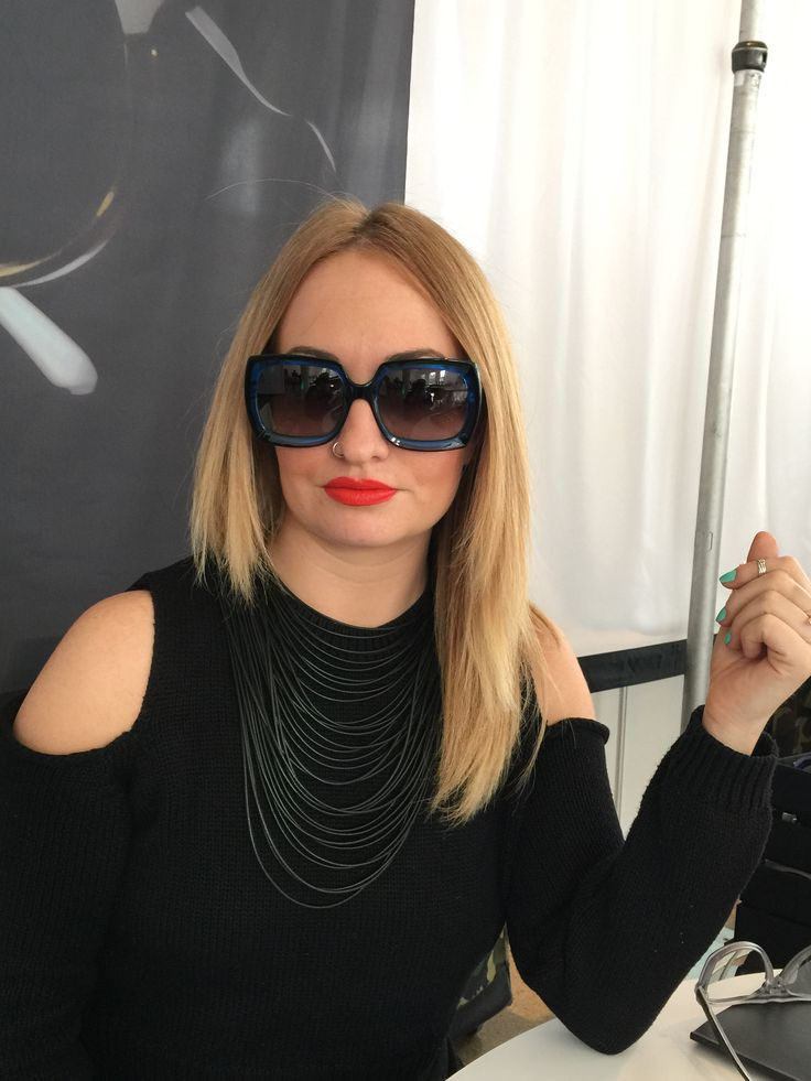 Some of the Oliver Goldsmith & Claire Goldsmith from Vision Expo, exciting styles for 2015!