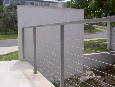 Aluminium Balustrades1