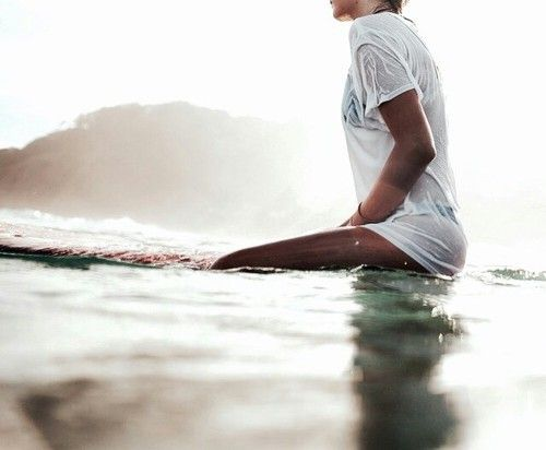 She loves 2 see me surfing… #Surfing Su