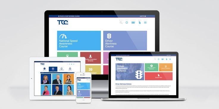 TTC Group - Design / Print / Photography / Website
