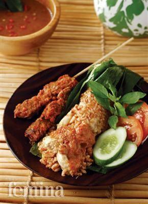 Nasi Sumsum, pokoknya mantep dah makan siang pake yang satu ini