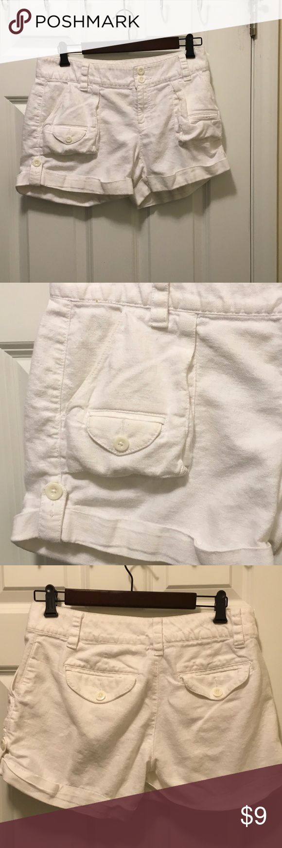 Size 6 Old Navy ultra low waist cargo short. Size 6 Old Navy ultra low waist cargo short. Old Navy Shorts