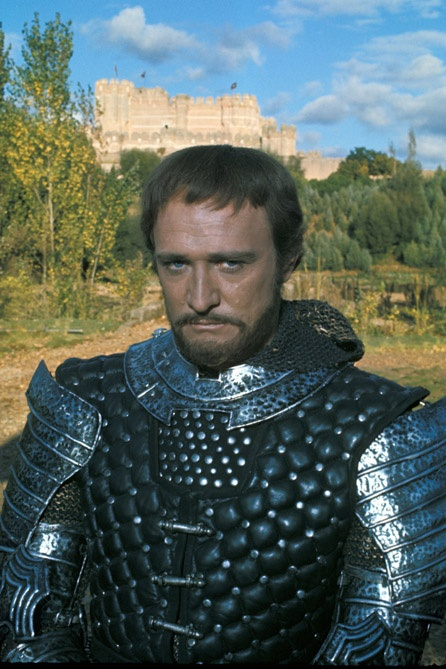 Richard Harris as King Arthur in Camelot