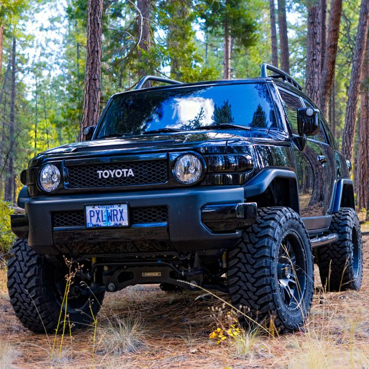 Murdered out!!! - Page 5 - Toyota FJ Cruiser Forum
