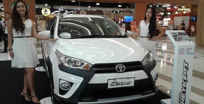 Perbandingan Toyota Yaris Heykers vs Suzuki SX4 S-Cross