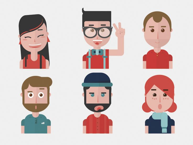 LangO Characters