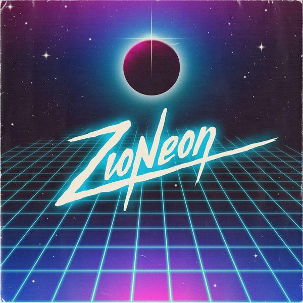 Dj Ten - Zioneon (Album Artwork) by Alessandro Strickner, via Behance