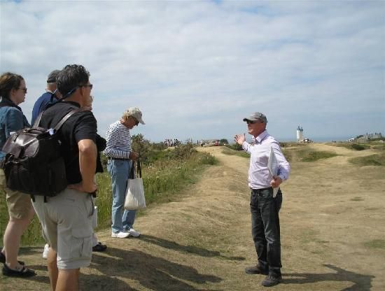 Photo of Dale Booth Normandy Tours