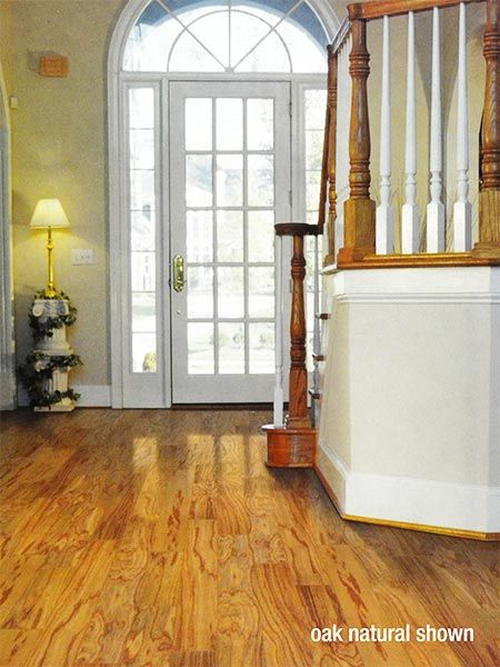 Mohawk's Raleigh collection of hardwood flooring at Flooring Direct starts at only $5.98/SqFt, installed! Made in the USA, this flooring comes in 5 colors of stain and features a classical, non-distressed finish. For more information and to get a FREE estimate, visit our website or call 888-466-4500. http://flooringdirecttexas.com/hardwood-flooring-5-98sqft-installed/ #flooring #FlooringDirectTexas #Dallas #DFW #hardwood #HardwoodFlooring