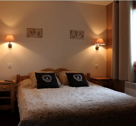 Apartment_rental_residence_Vallorcine_Chamonix_ Mont_Blanc : One bedroom 2-4 persons-33m2