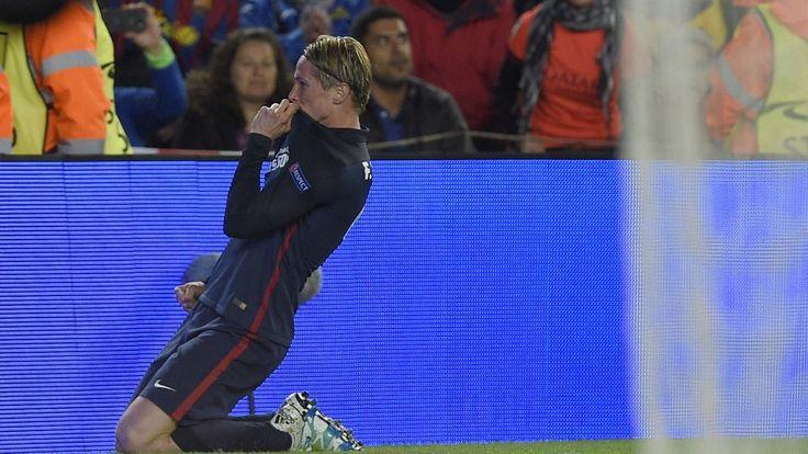 Liga : Redevenu El Niño, Fernando Torres est une arme de choix pour l'Atlético - Liga 2015-2016 - Football - Eurosport